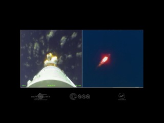 SENTINEL-1A RIDES INTO SPACE ON A SOYUZ