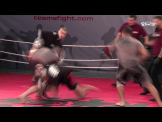 Promo video of the Fight 5 Prague Boys (Prague, Czech Republic) vs Korabely (Mykolaev, Ukraine)