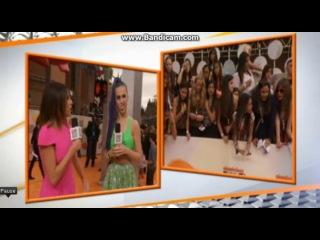 KCA 2012: Daniella Monet & Katy Perry