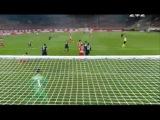 Олимпиакос 1 - 0 Манчестер Юнайтед   ---ГОЛ---   (Домингес)
