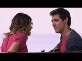 Martina Stoessel y Jorge Blanco (Violetta y Leon) - Nuestro Camino (2 ����� 78 �����, �������� 158) (Violetta 2)
