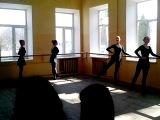 народный (росия - плие, батман тандю, белорусия - батман тандю, жете, прибалтика - батман тандю)