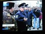 2.03.2014 Кубанские казаки на защите жителей Севастополя