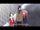 [14+] Помолвлена с незнакомцем / Mikakunin de Shinkoukei -  9 серия [Субтитры][anime777.ru]