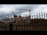 Строительство аквапарка в Ульяновске! 6 мая 2014 г.