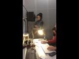 Перцев - Запись бэк - вокала (Катя Монро)